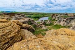 D8505016-Writing-on-Stone-Provincial-Park-Alberta