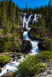 Tangle-Falls-on-Icefield-Parkway