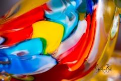 Blown-Glass close up